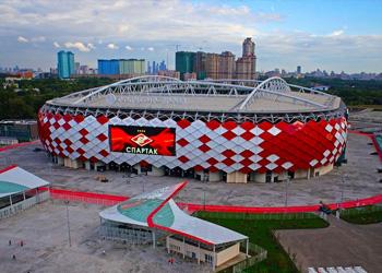 Moskva Otkrõtije Arena