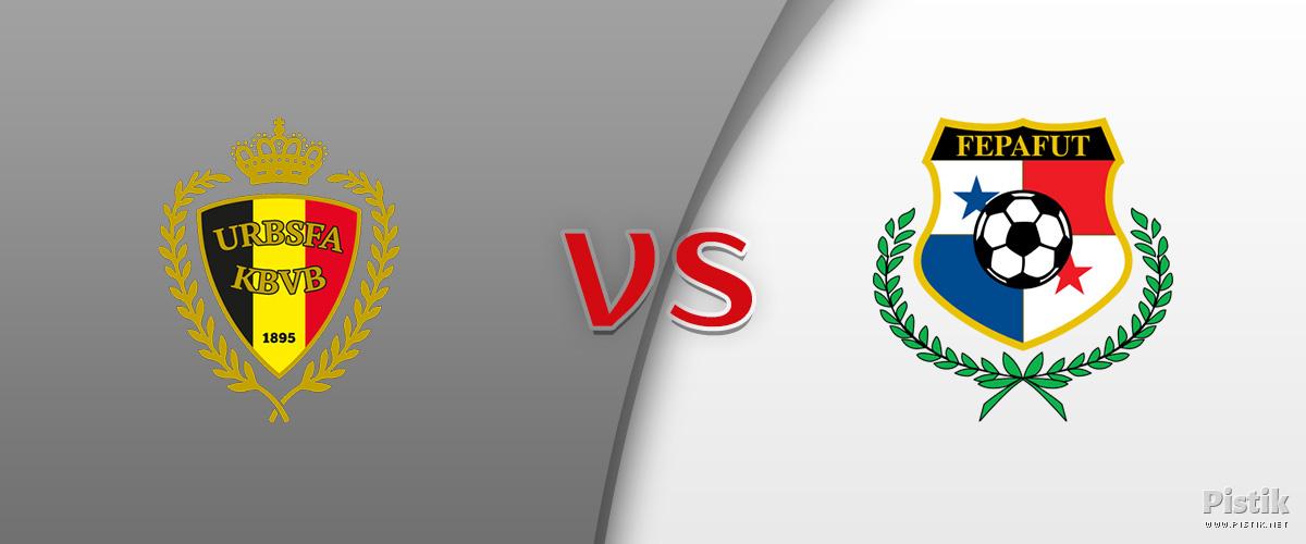 Belgia kindla 3 : 0 seisuga Panamast parem