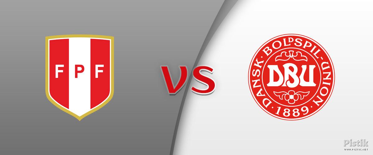 Taani 1 : 0 võit Peruu üle