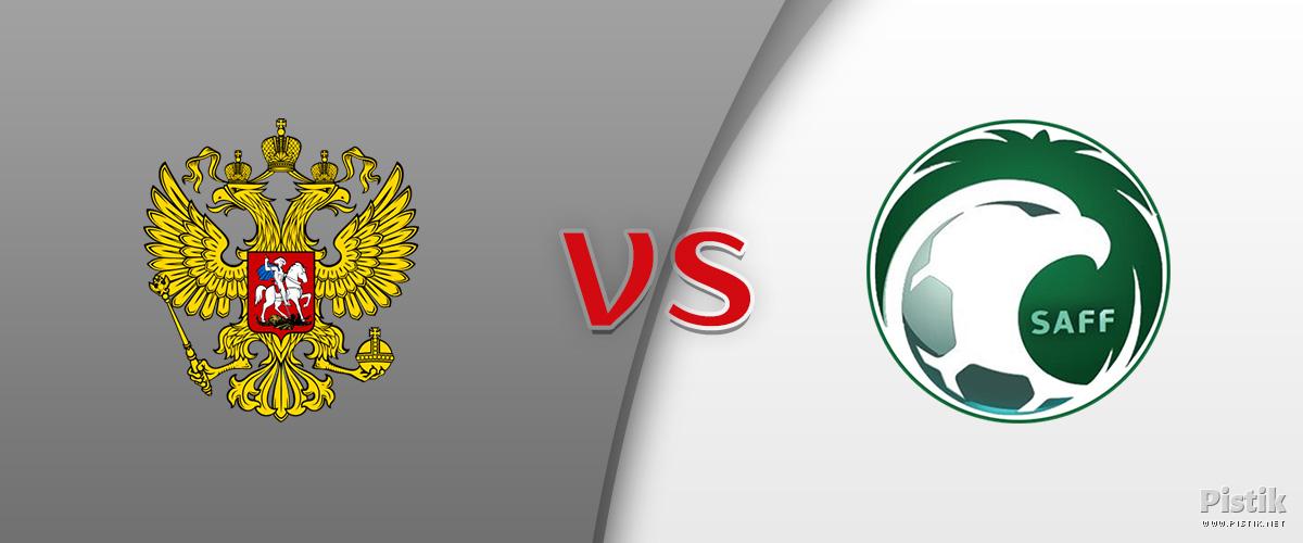 Venemaa võit Saudi Araabia üle MM-i avamängus