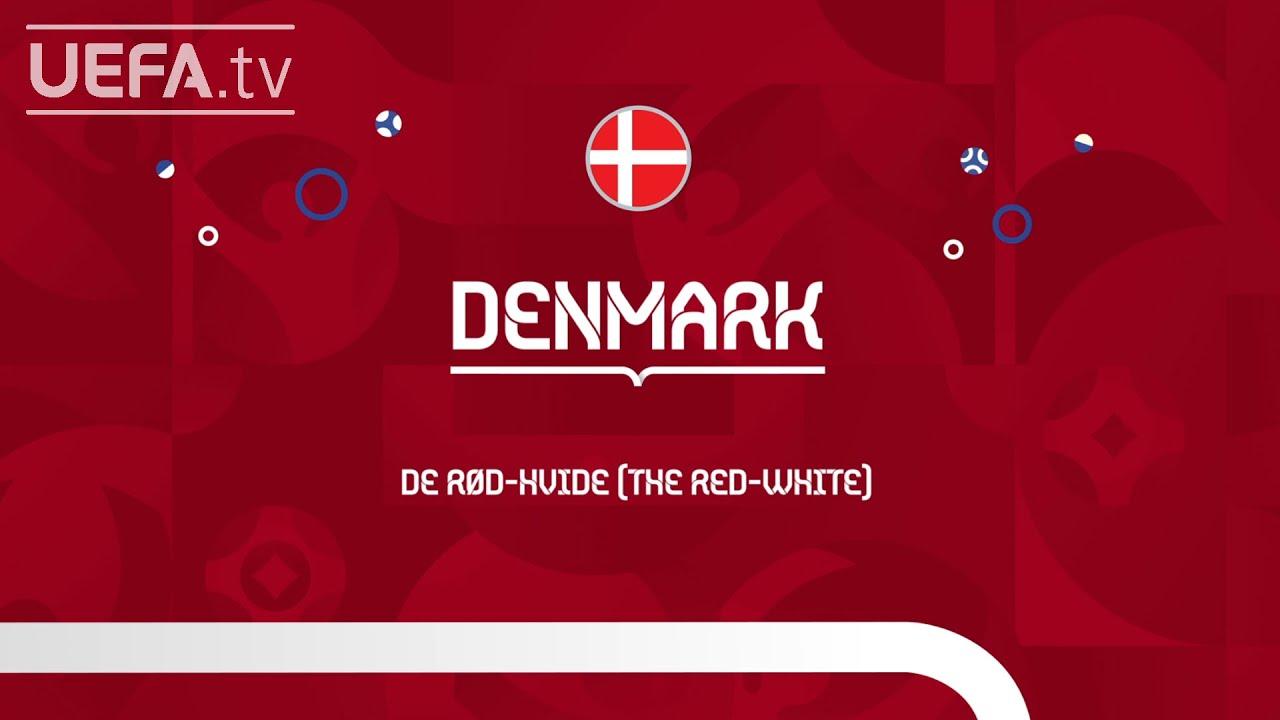 Taani koondis EURO2020 turniiril