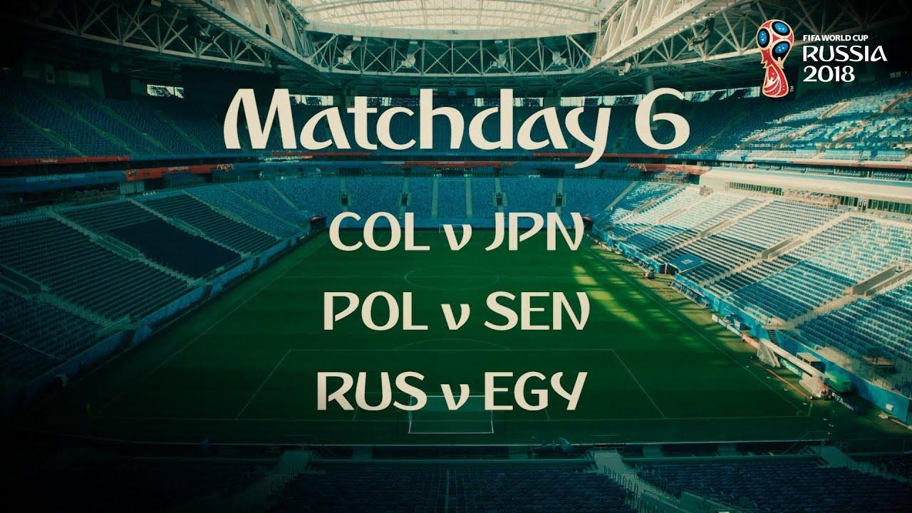 Jalgpalli MM 2018 - 6. mängudepäeva promo