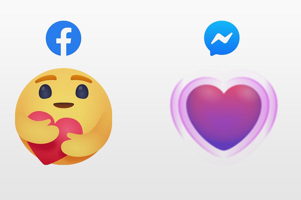 Facebook lisas uued COVID-19 tulenevad reaktsiooni emotikonid