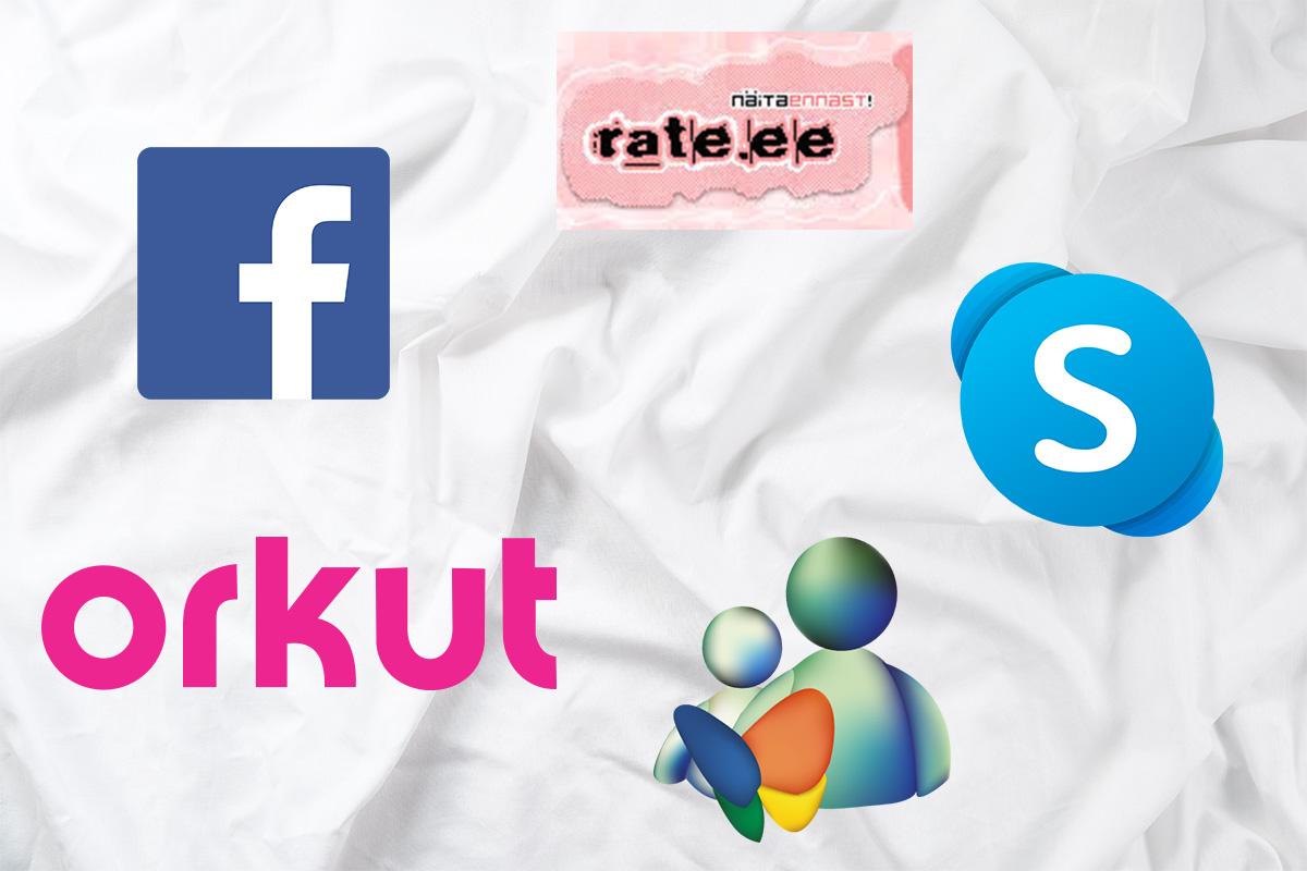 Kas mäletad: e-kirjast MSN-ini, Orkutist TikTokini