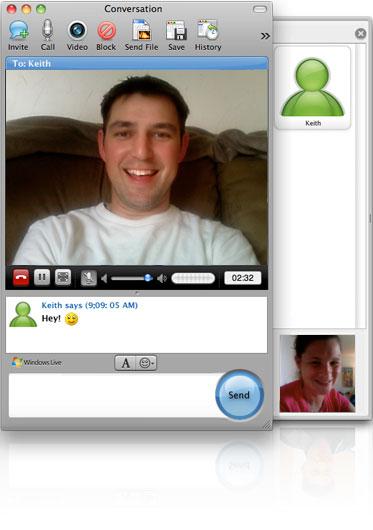 Mac Messenger 8 väljas