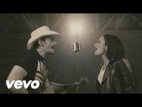 Brad Paisley ft. Demi Lovato - Without a Fight