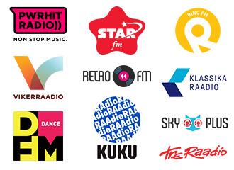Kuula raadiot