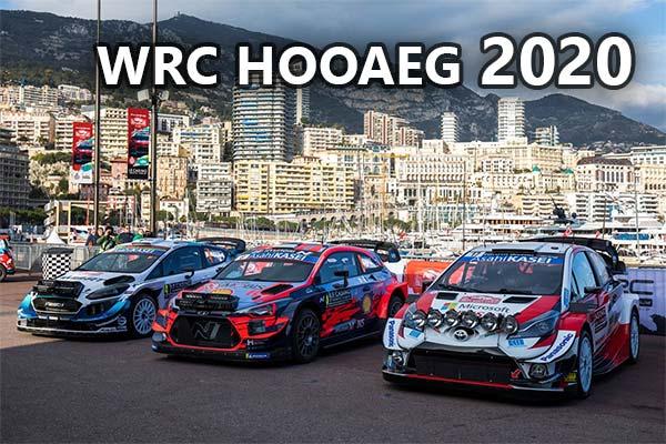 WRC hooaja 2020
