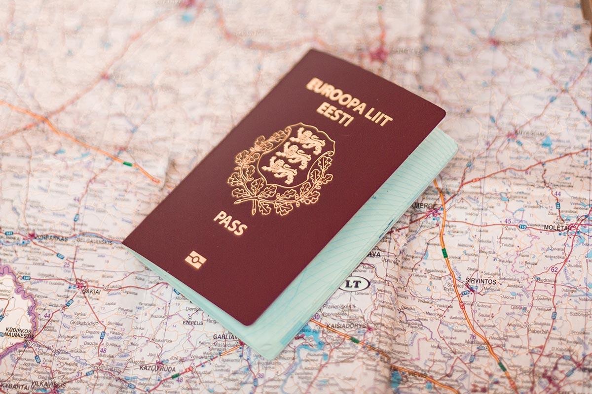 Eesti võtab 1. jaanuarist kasutusele uue kujundusega passid