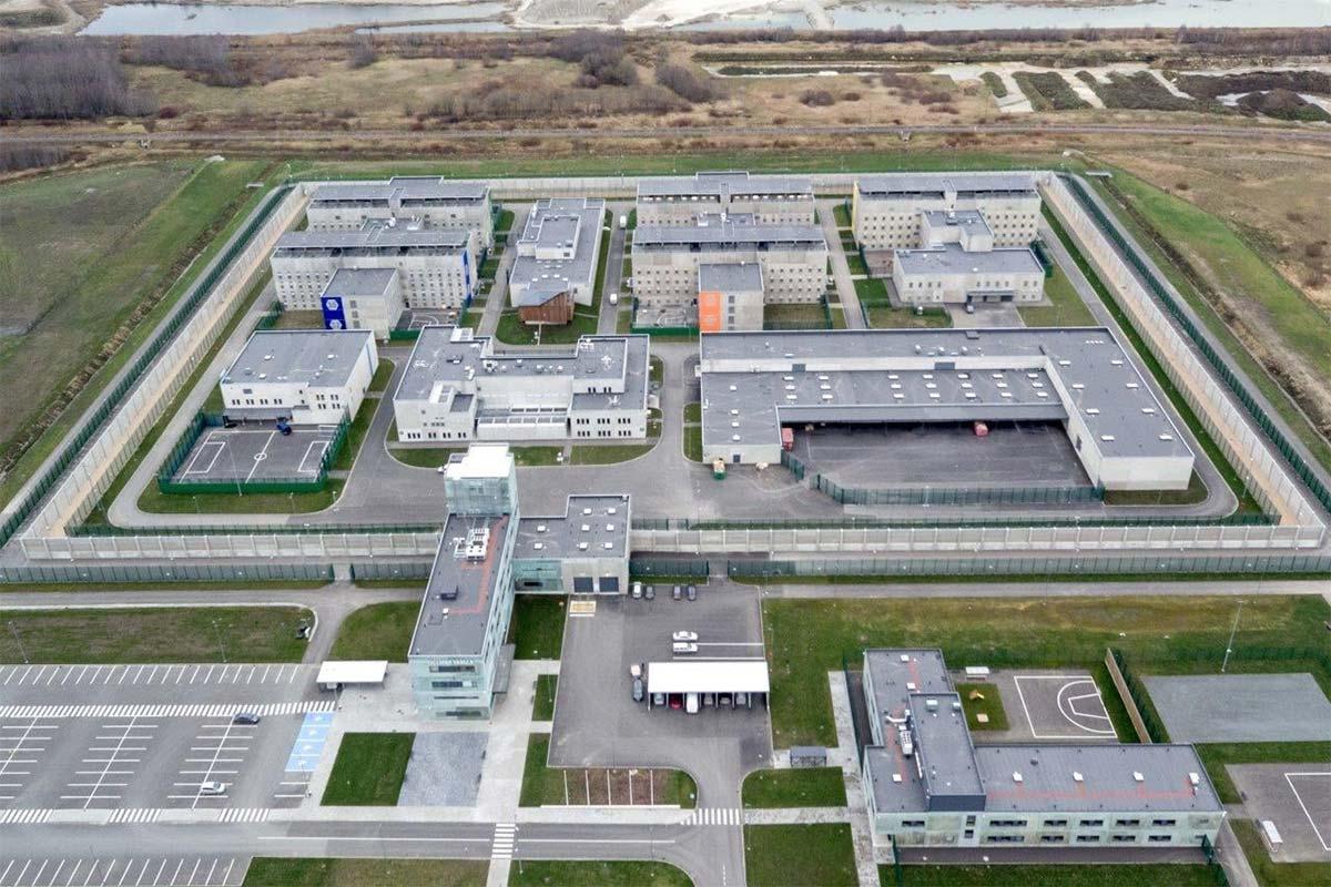 Eile andsid positiivse koroonaproovi kolm Tallinna vangla ametnikku
