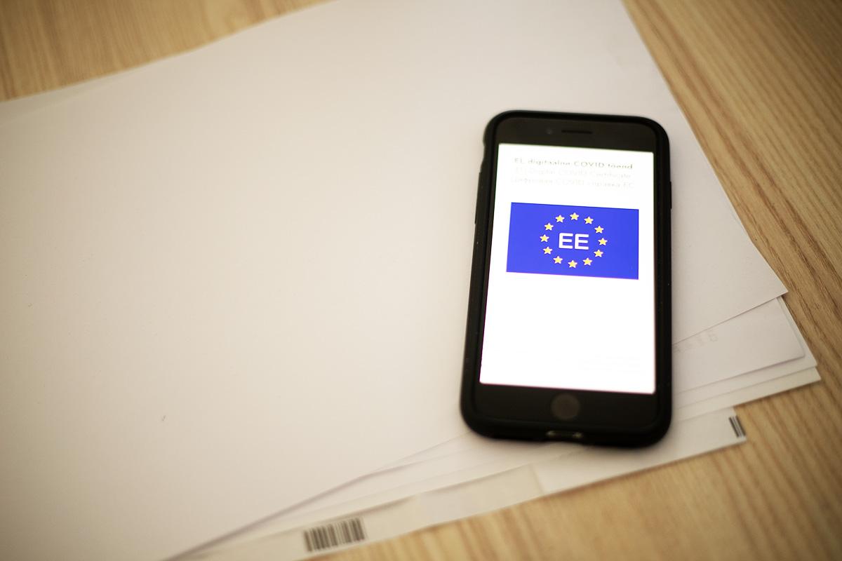 EL COVID tõendeid hakkavad alates tänasest looma ja väljastama Sotsiaalkindlustusameti teeninduspunktid