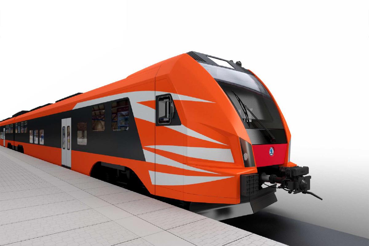 Elroni uute rongide hanke võitis Škoda