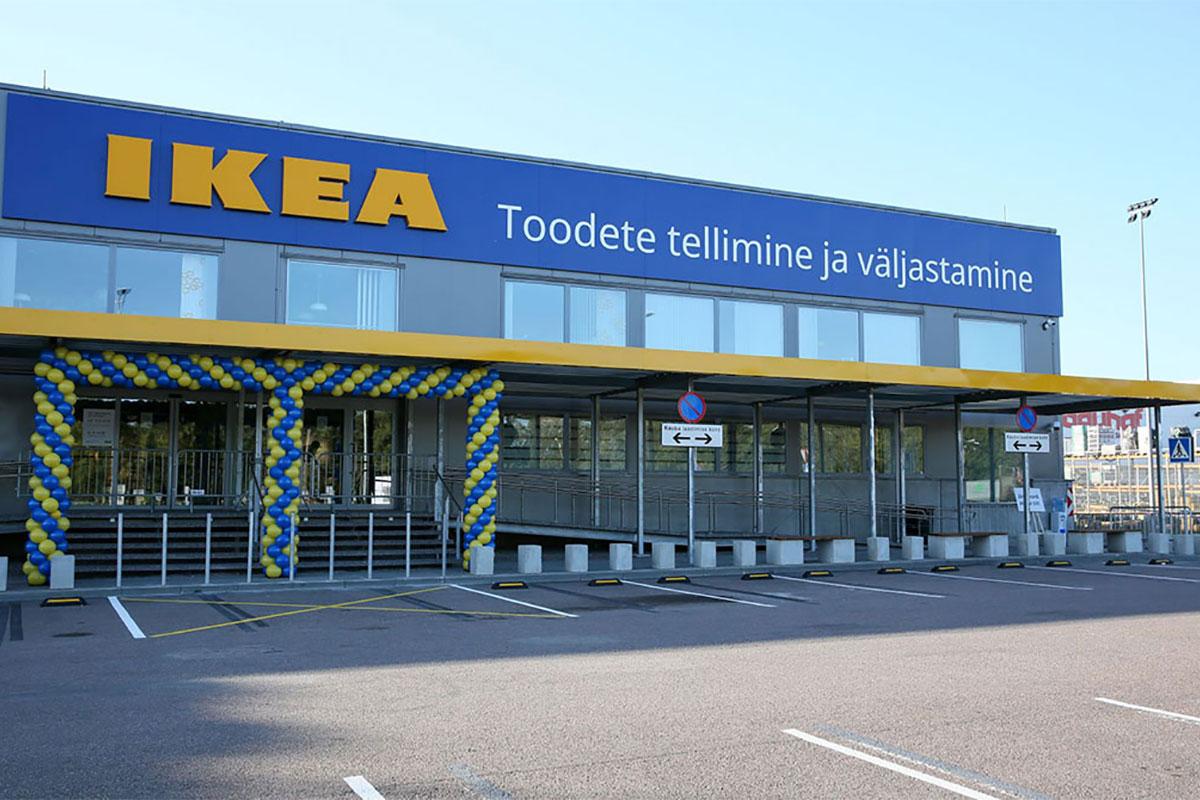 IKEA avas Eestis e-poe ning väljastuspunkti