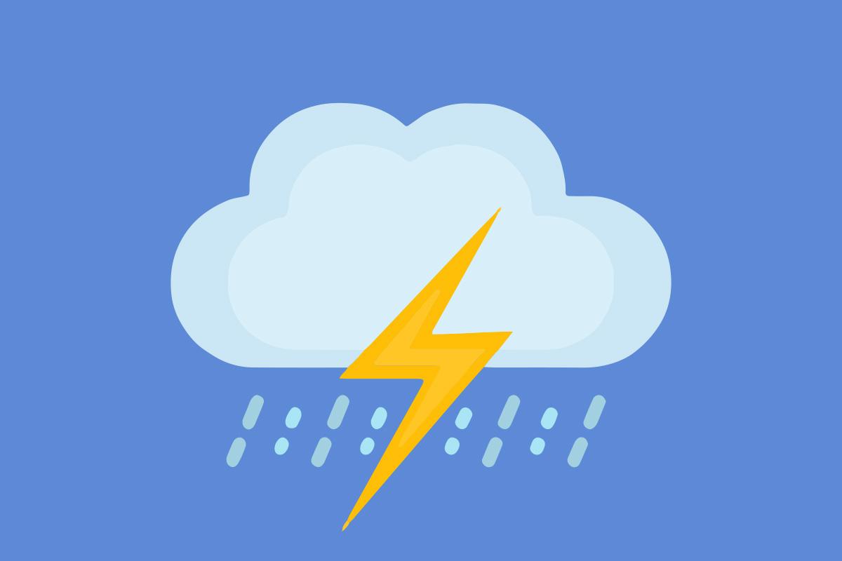 Täna, 9. juunil 2021 on vähese ja vahelduva pilvisusega ilm, võib esineda äikest