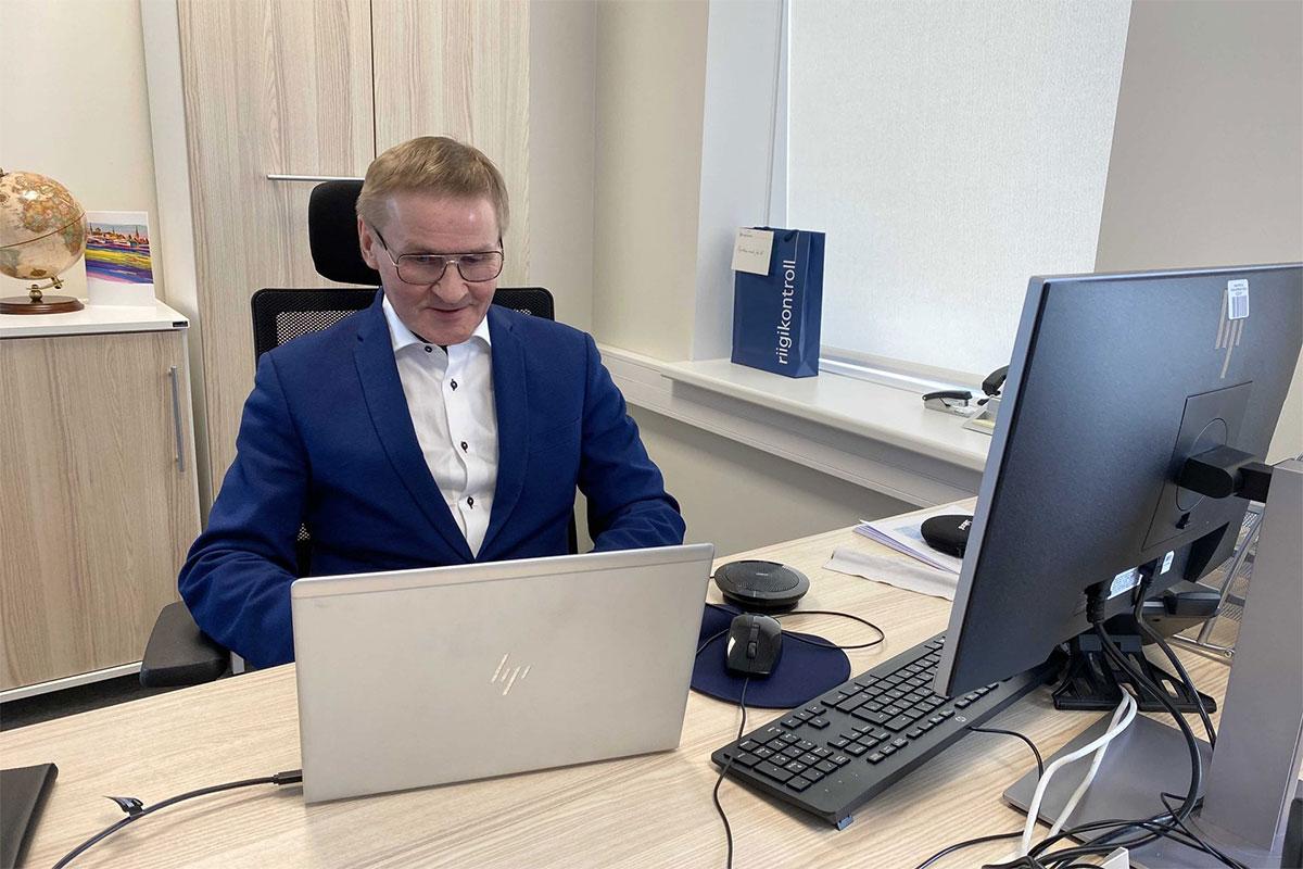 Jaak Aab jätkab Eesti peaministri ülesannete täitmist