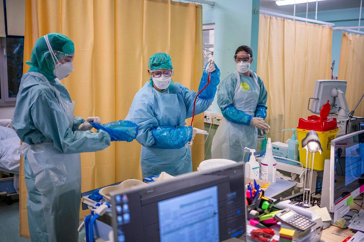 Koroonaviirus Eestis, 18. märts 2021: ööpäevaga lisandus 1700 positiivset, suri kolmteist inimest