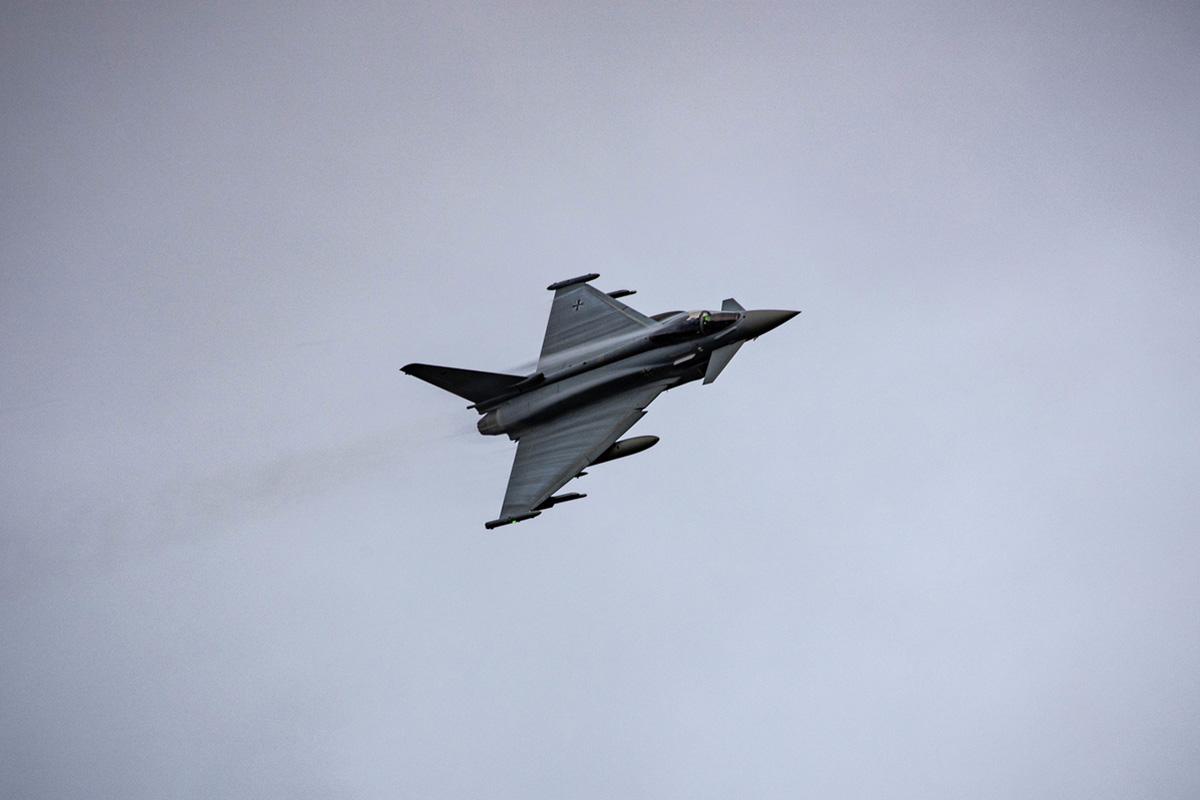 Liitlaste lennukid harjutavad sellel nädalal Eesti õhuruumis