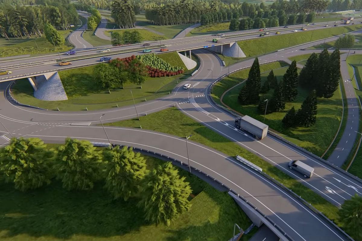Maanteeamet sõlmis Väo liiklussõlme ehituseks lepingu Nordeconiga, ehitusega alustatakse mais