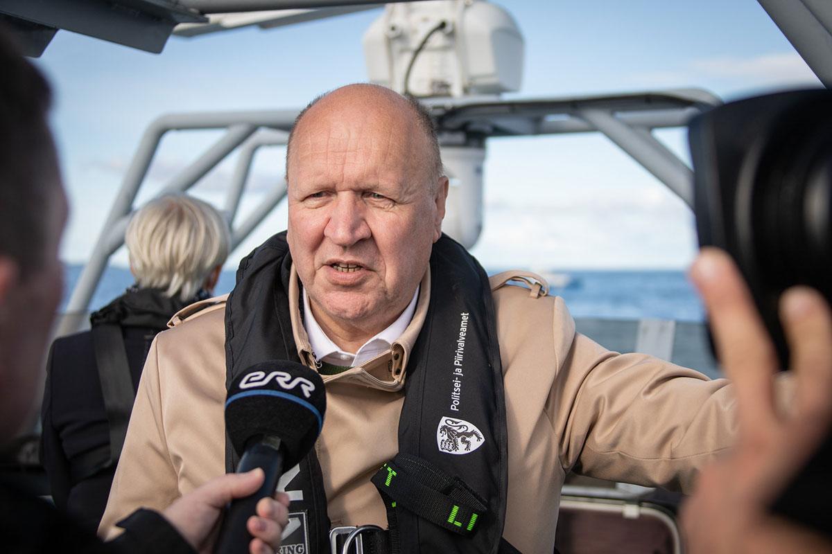 Mart Helme astus siseministri kohalt tagasi