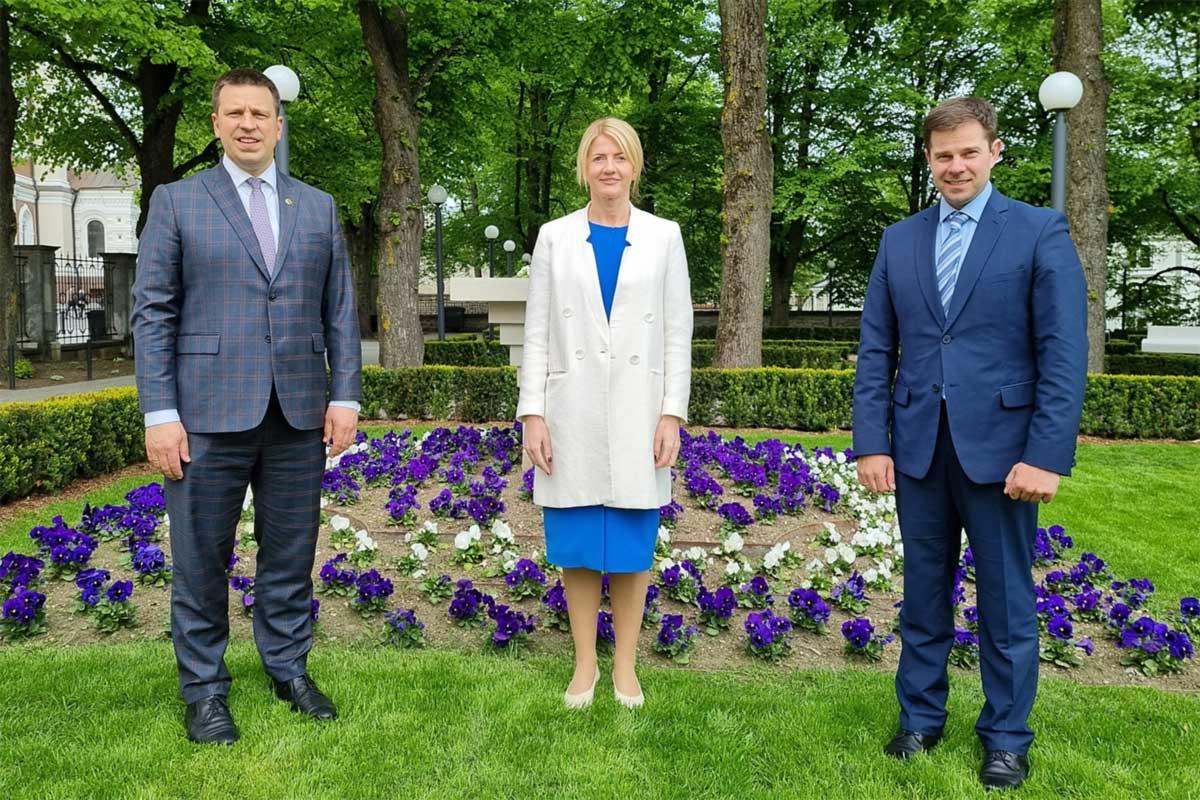 Ministrid Liimets ja Jaani liitusid Keskerakonnaga