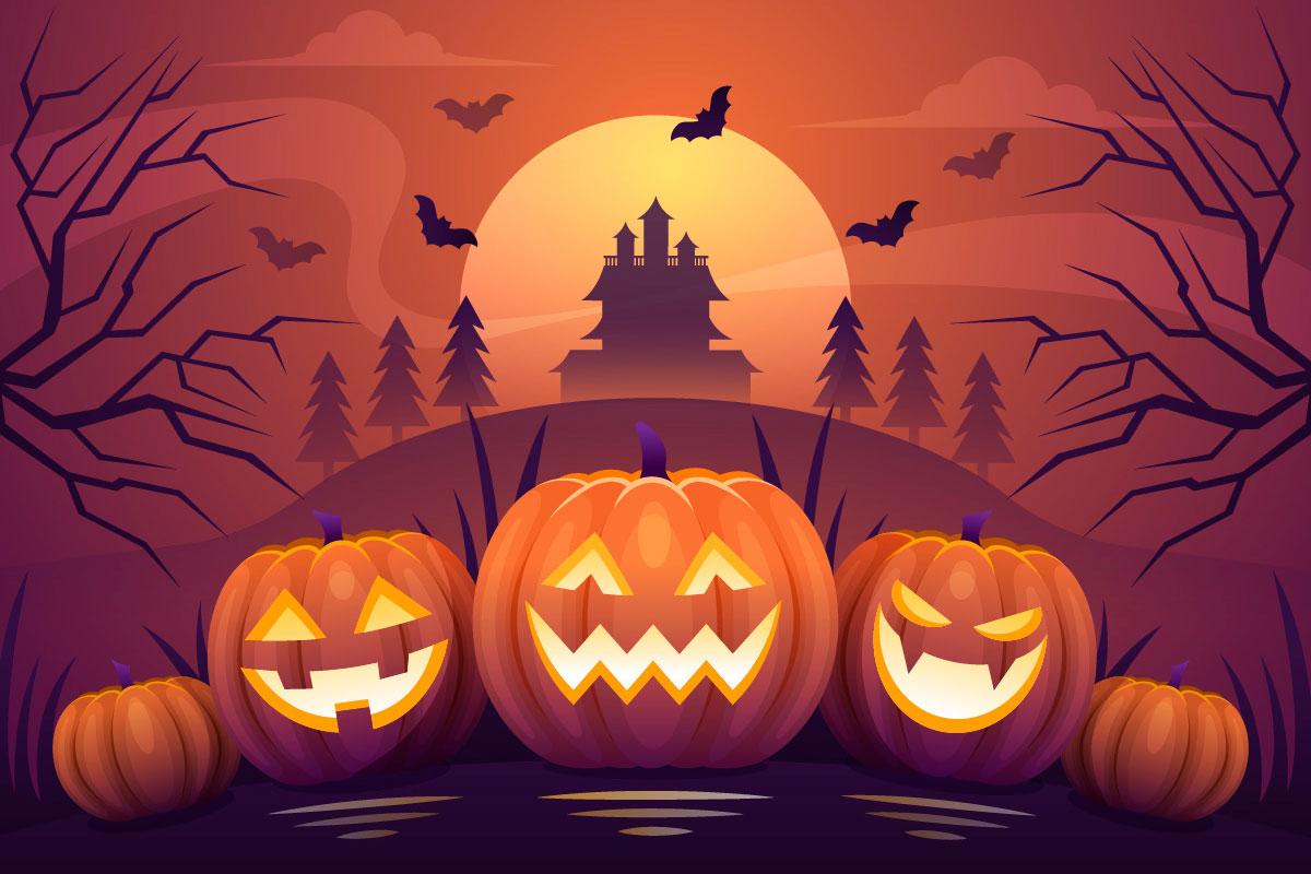 Pistikus nüüd ka Halloweeni e-kaartide kategooria