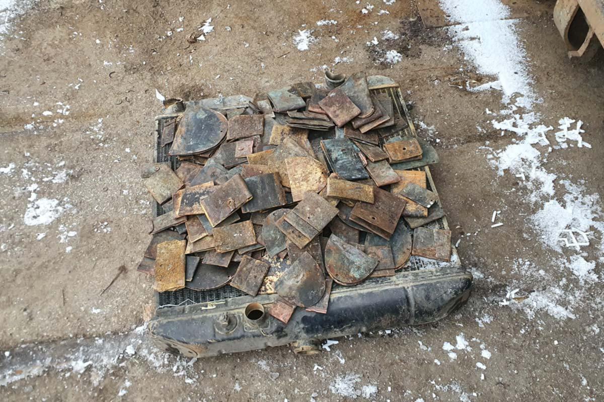 Politsei pidas kinni eile Paide Reopalu kalmistul vandaalitsenud isiku
