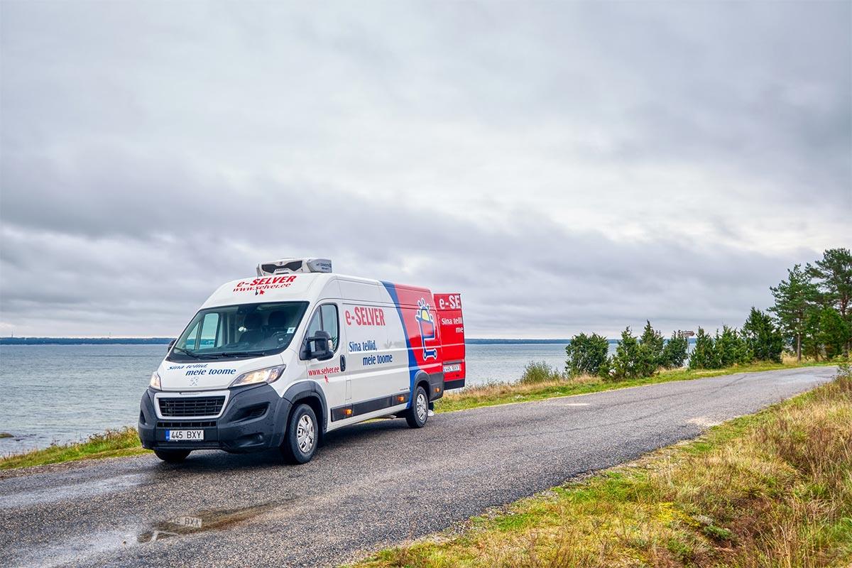 Selveri e-poe teenus on alates juunist kasutatav kogu üle Eesti