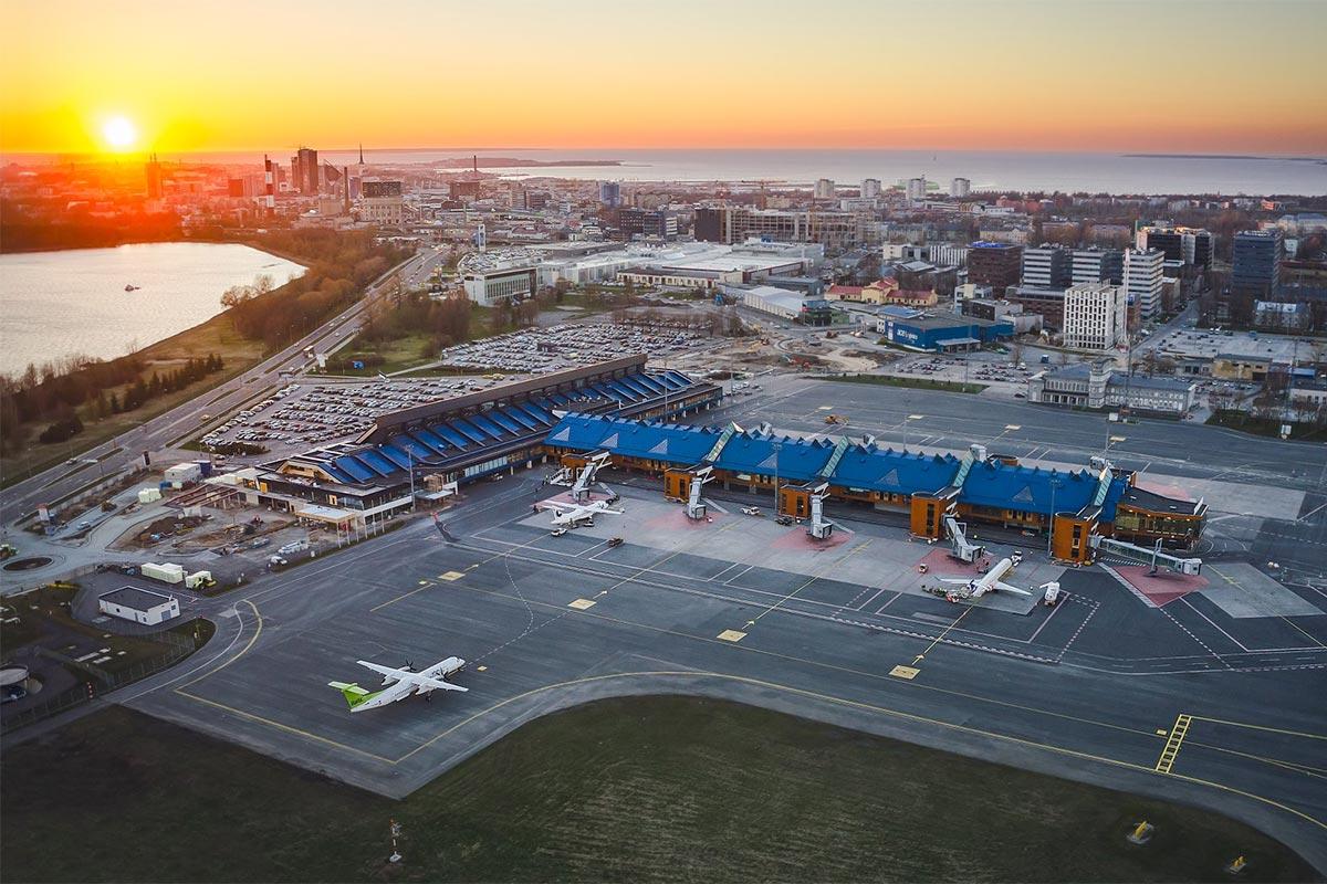 Tänase, 19. oktoobri seisuga on Tallinna Lennujaamast avatud 12 rahvusvahelist liini