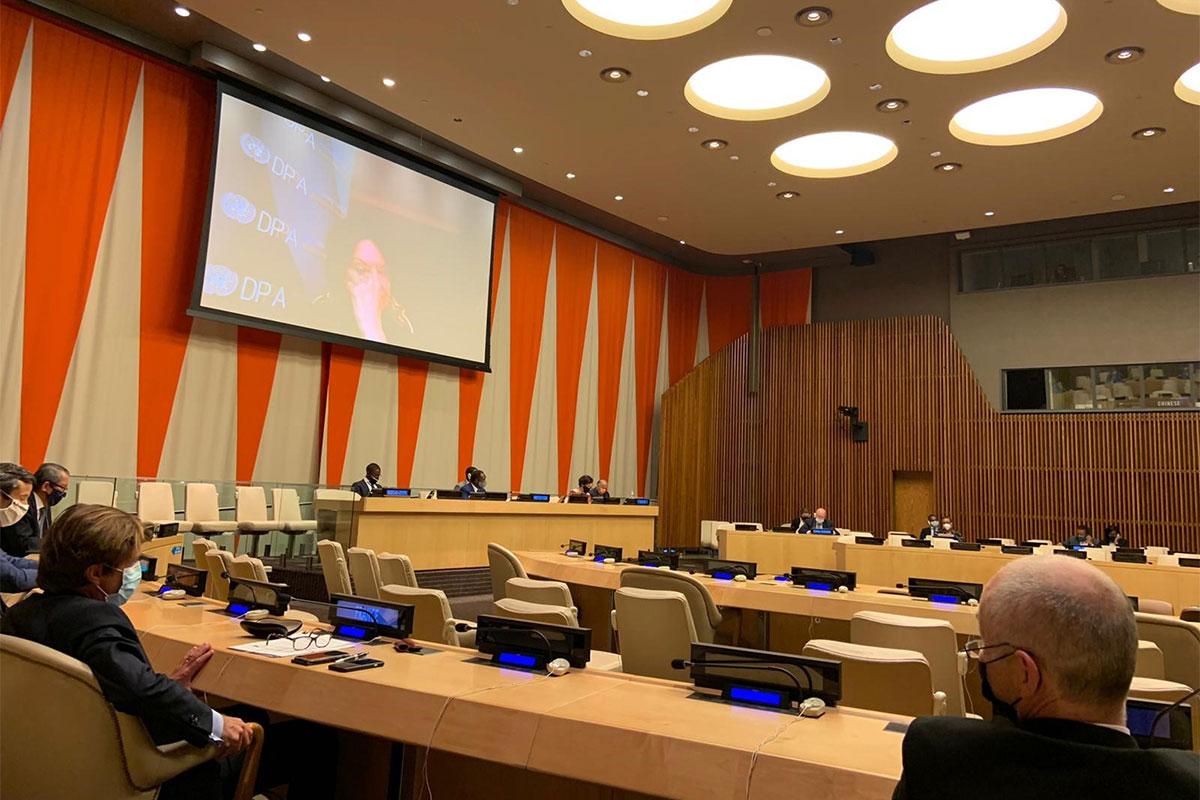 ÜRO Julgeolekunõukogu arutas Eesti initsiatiivil Mägi-Karabahhi küsimust