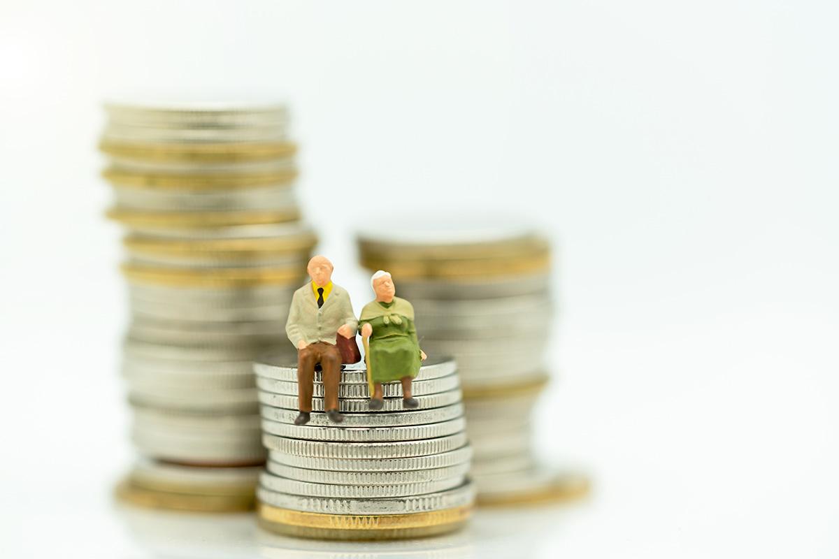 Uue pensionisumma teda saamiseks ei ole vaja minna pangakontorisse või pangaautomaadi juurde!