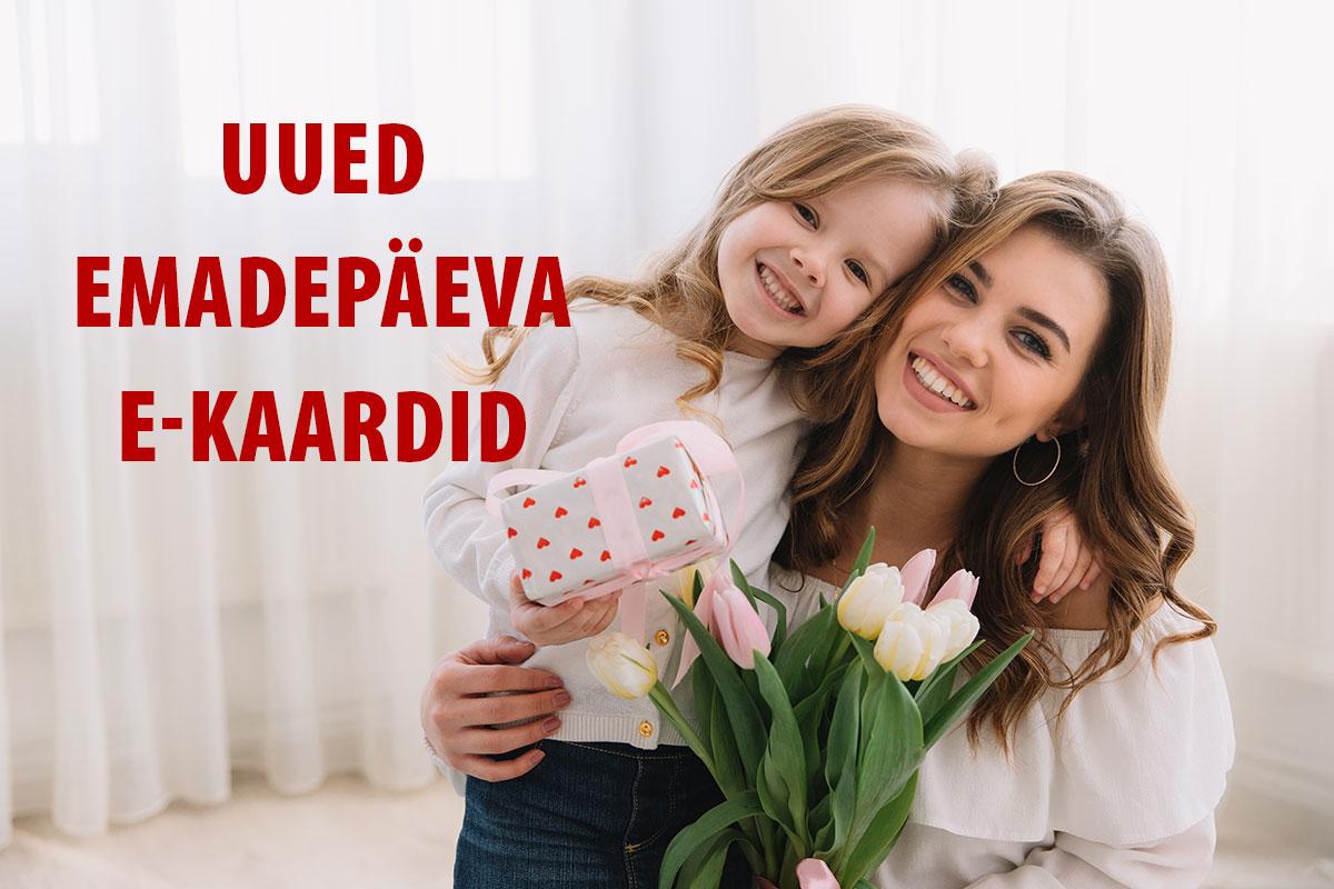 Uuenes ja sai täiendust Pistiku emadepäeva e-kaartide kogu