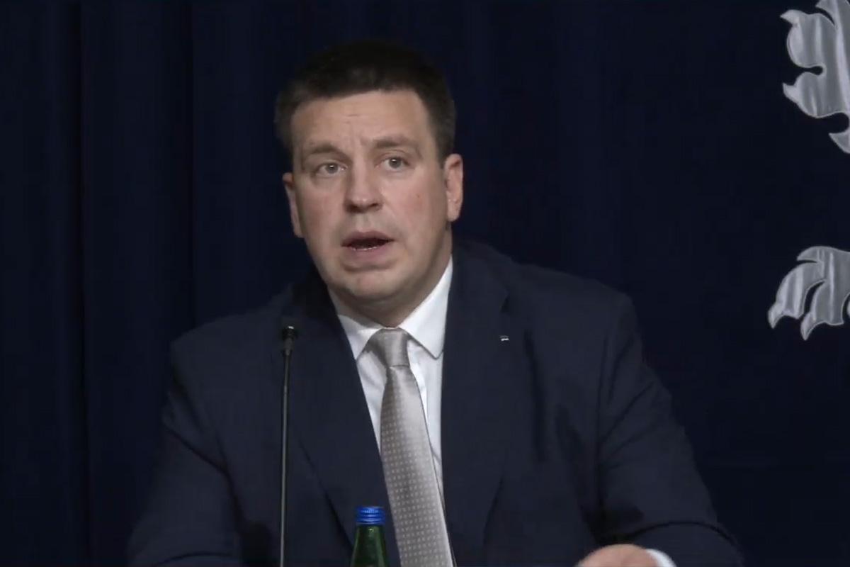 Valitsuse pressikonverentsi otseülekanne 24. septembril
