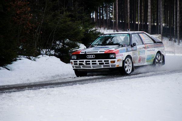 2021. aasta Eesti Autoralli Meistrivõistluste hooaja avab JMV Motors Otepää Talveralli