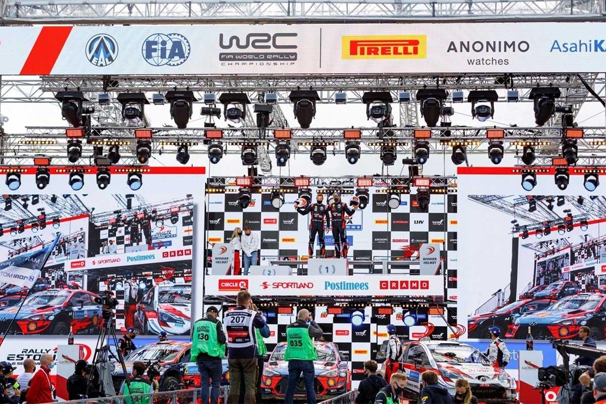 Ametlik: Rally Estonia on ka 2021. aasta WRC kalendris