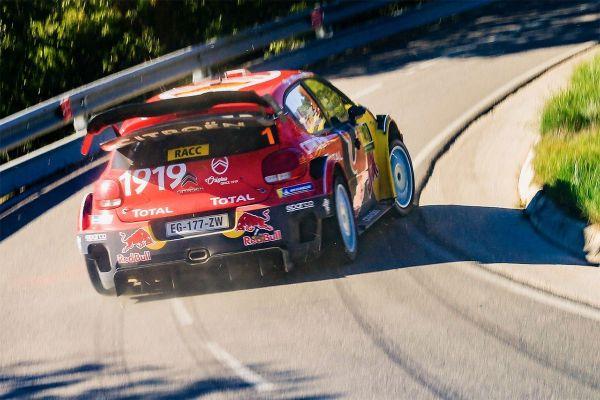 Citroën loobus WRC sarjast, 2020. aastal enam starti ei tulda