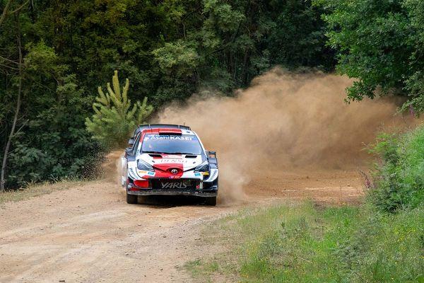 Homme algab WRC Rally Estonia rallipasside müük