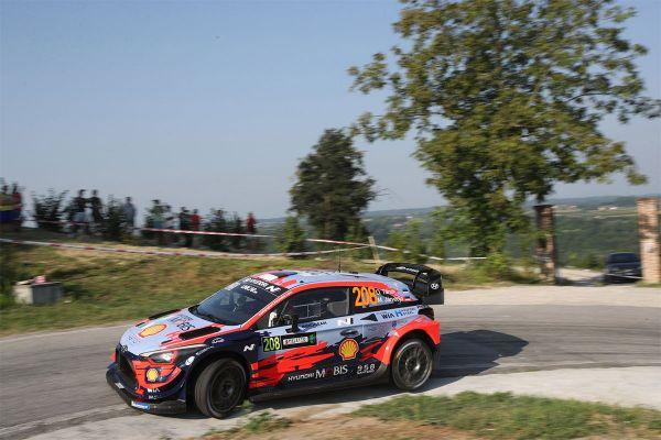 Kuidas jälgida Rally di Alba käiku?
