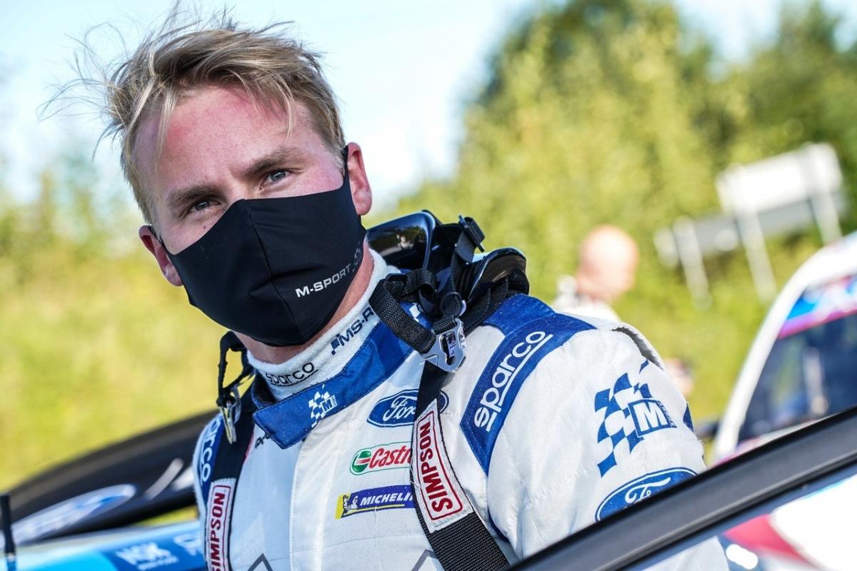 Lappi võitis Rally Estonia esimese kiiruskatse, Tänak kolmas