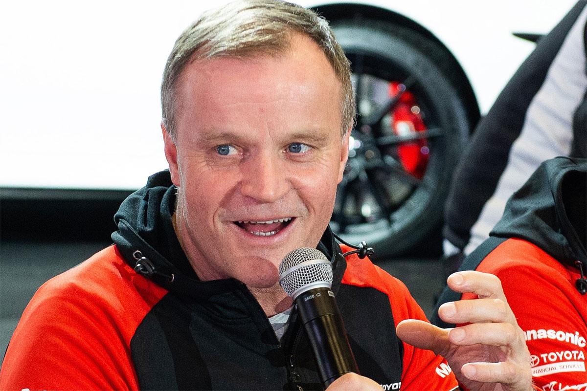 Mäkinen lahkub uuest aastast Toyota rallimeeskonna juhi kohalt
