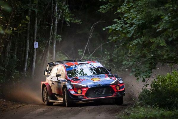 Ott Tänak võitis Rally Estonia 2020!