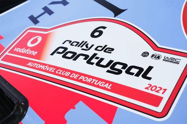 Portugali ralli info ja ajakava