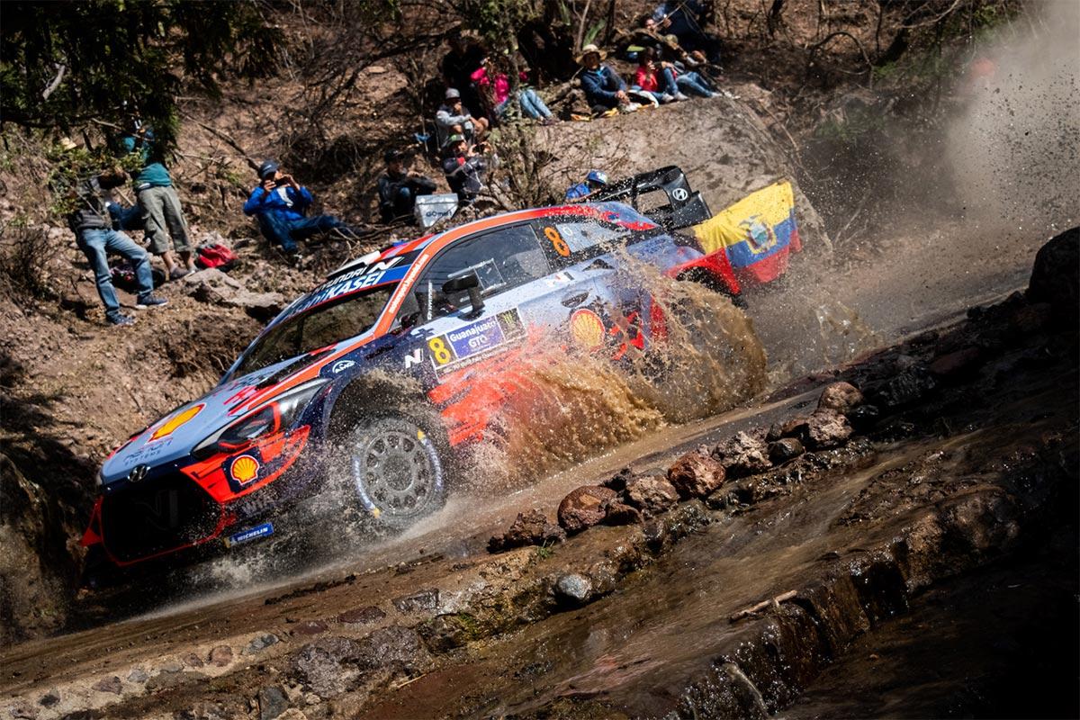 Rally DirtFishil tulevad WRC masinatega starti Ott Tänak ja Thierry Neuville