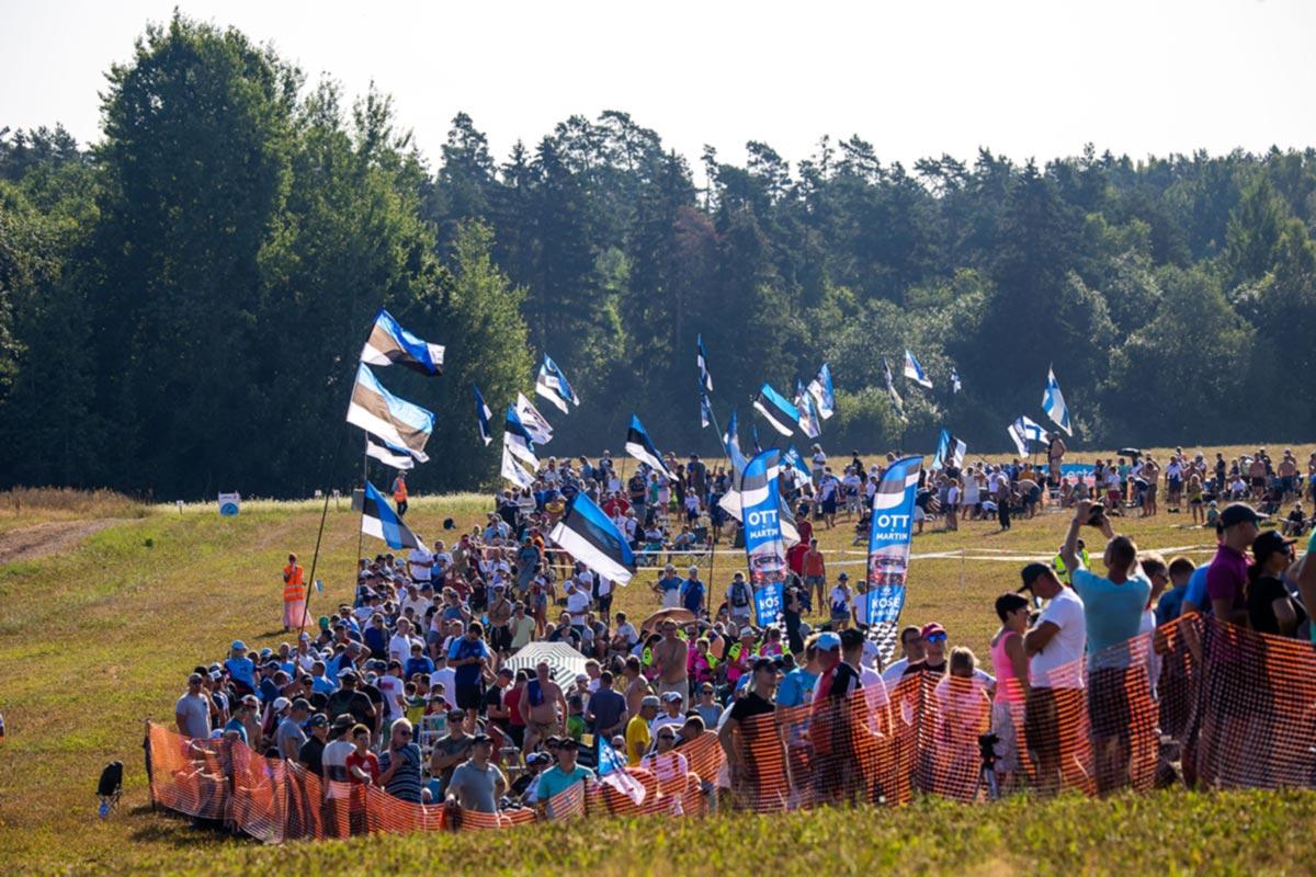 Rally Estonia 2021 külastajate seas tuvastati 13 nakatunut