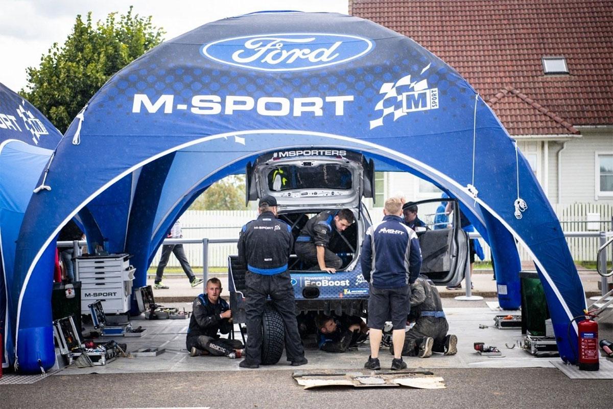 Rally Estonia hooldusala on publikule suletud, tekkib võimalus saada tagastust rallipasside hinnast