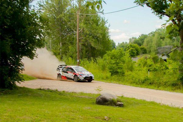 Rally Estonia testimised käivad täie hooga