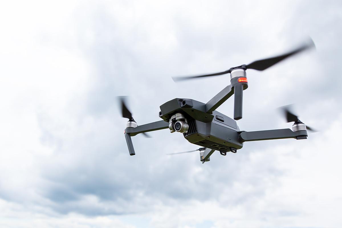 Rally Estonial on kohal droonitõrjujad!