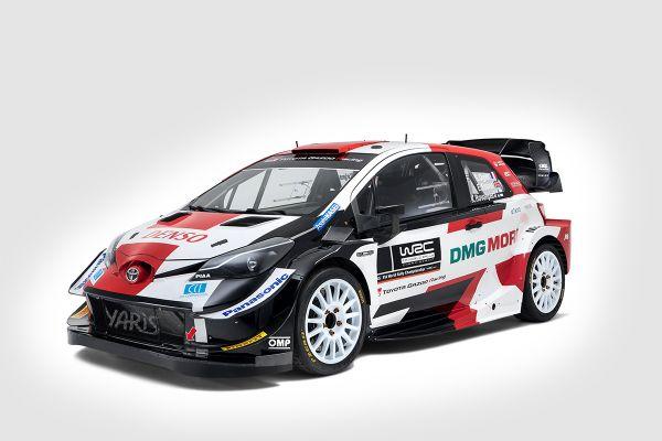 Selline on Toyota Yaris WRC millega Ogier asub kaitsma oma maailmameistritiitlit