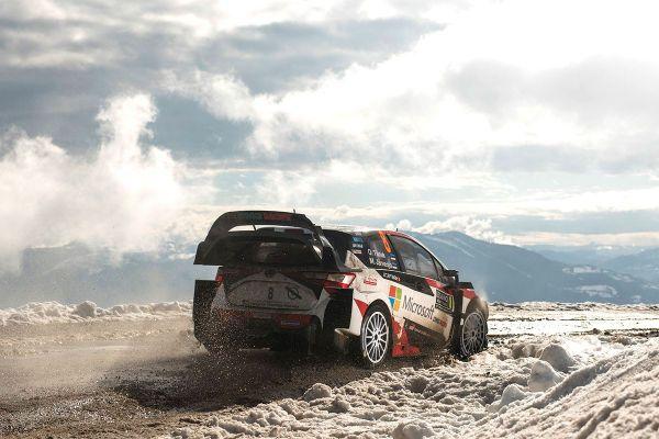 Täna algab WRC hooaeg