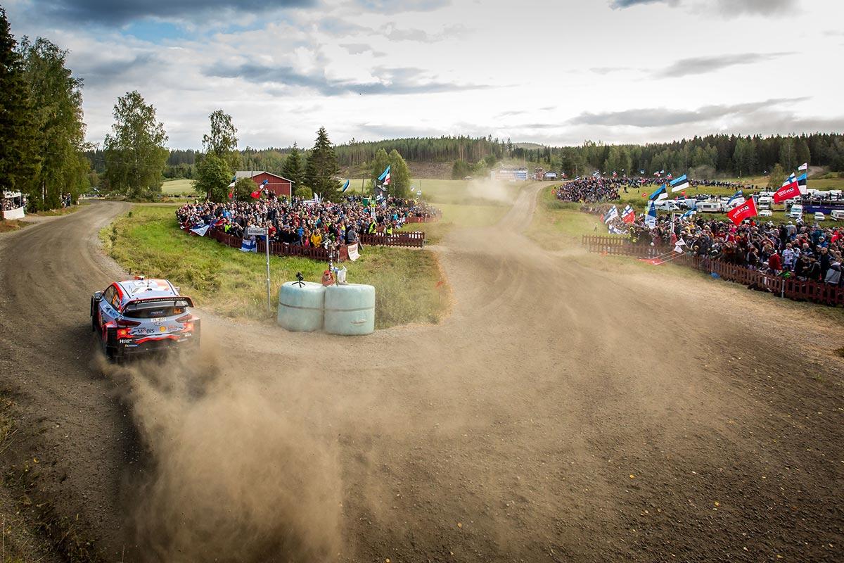Tänak Soome rallist: keeruline on leida kiiruskatset, mis ei meeldiks