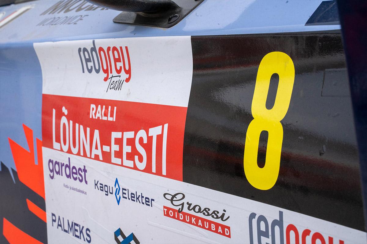 Tänakule kolmas katsevõit järjest Lõuna-Eesti rallilt
